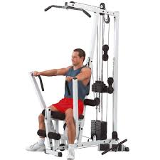 Buy Body Solid Exm1500s Single Stack Home Gym Online At Low