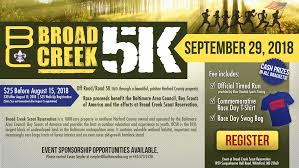 Broad Creek Memorial Scout Reservation