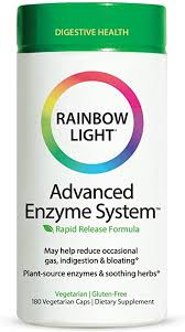 Rainbow Light Advanced Enzyme System, Digestive ... - Amazon.com