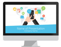 Computer Powerpoint Template Presentationdeck Com