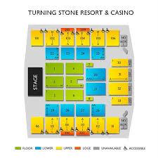 Turning Stone Rewards Chart Pentatonix Verona Tickets 12 14 2019 8 00 Pm Vivid Seats