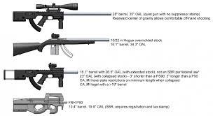 Bullpup Trigger Design Gun Review Electronic Arms 10 22 Bullpup With Electric