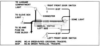 1950 buick wiring diagrams hometown buick 1950 buick dome lamp wiring circuit diagram series 40 and models 56c 56r