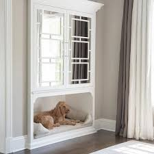 bedroom cabinets designs. Bedroom With Built In Inset Dog Bed Cabinets Designs