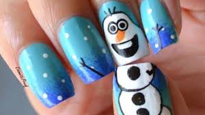 Amazingly Superb Nail Art Designing For Christmas - Fashion & Trend