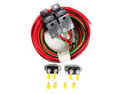 viair dual compressor wiring harness air ride suspension supplies viair dual compressor wiring harness