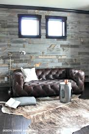 home office repin image sofa wall. Stikwood Reclaimed Wood Wall, By Designing, Dining And Diapers, Featured On Funky Junk Home Office Repin Image Sofa Wall