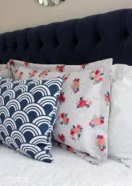 How To Make A Pillow Sham Cover