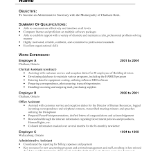 Office Assistant Resume Objective Resume Samples Systems Administrator Template Office Objective For 8