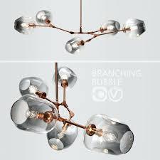 lindsey adelman branching bubble branching bubble 5 lamps by dark copper model lindsey adelman branching bubble replica uk