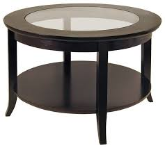 ... Glass Coffee Tables, Exciting Small Glass Top Coffee Table Small Size Coffee  Tables Small Round ...