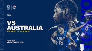 USA vs Australia basketball score 2021 ...