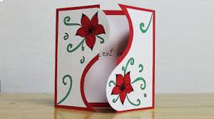 Chart Paper Greeting Card Greeting Card Making Ideas Latest Greeting Cards Design