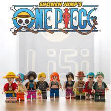 Mô hình đồ chơi giáo dục Lắp ráp SY 6298 (CÓ SẴN) One Piece Thousand Sunny  Xếp hình Thuyền Đảo Hải Tặc