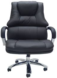 big tall extra wide 500 lb capacity leather office chair w 28 w seat 6 png