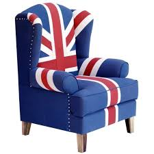 mesmerizing union jack chair 114 union jack chair ben sherman union jack wingback armchair small