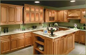 maple kitchen cabinets backsplash. Natural Maple Kitchen Cabinet With Small Island Having White Marble Top Also Yellow Tile Backsplash On Cabinets B
