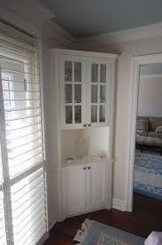 Corner Cabinet Furniture Dining Room Best Design