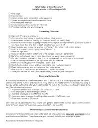making a good resume getessay biz making a good resume throughout making a good how