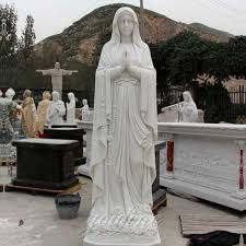 outdoor life size religious statue our
