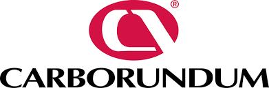 carborundum logo. carborundum logo b