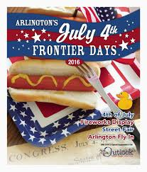 2016 arlington fourth of july frontier days by the north county outlook issuu