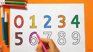 Cách dạy bé học số đơn giản, hiệu quả bố mẹ nên áp dụng