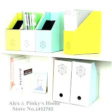 holder for office desk top file holder paper office file holder box holder for