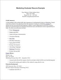graduate student example cover letters cover letter for resume sample for fresh graduate cover letter