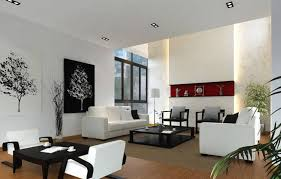 Modern interior 3D furniture sets