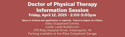 Iu Health Doctors Note Doctor Of Physical Therapy Graduate Professional Admissions
