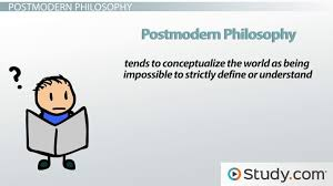 Postmodernism In Literature Definition Examples