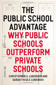 essay review of the public school advantage why public schools  cover image