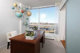 home office design quirky.  Home Hanging Globes In The Home Office Make A Quirky Addition Design L