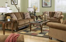 Two Piece Living Room Set Furnitures Cozy Sofa Timeless Style Living Room Furniture Leather