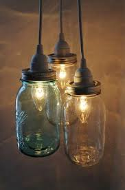 mason jar lighting fixture. summer beach house mason jar chandelier 3 ball hanging pendant cluster light upcycled bootsngus lighting fixture on etsy