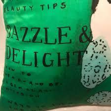 Designer Decorative Kate Spade Emerald Green Breakfast at Tiffany ...