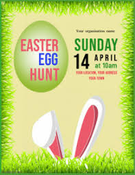 Easter Templates Customize 1 120 Easter Poster Templates Postermywall