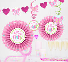 35 Adorable Butterfly Baby Shower IdeasBaby Shower For Girls Decorations