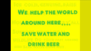 <b>Save Water Drink Beer</b>- Chris Young (with lyrics)