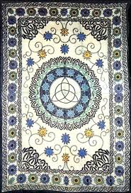 celtic tapestry wall hangings trinity fl flowers altar cloth bedspread tapestry wall hanging x home decor ideas images