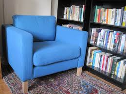 Bedroom Chairs Target Cool Blue Fabric Upholstery Reading Chair With Target Bookshelves