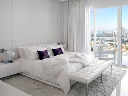 Exellent White Master Bedroom On Design