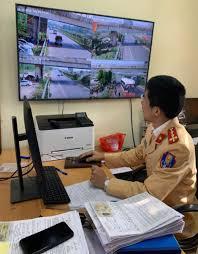 Bắc Giang lắp camera giám sát vi phạm trật tự ATGT trên cao tốc Hà Nội -  Bắc Giang
