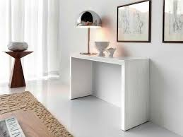 Interesting White Console Table Ikea Simple But Excellent Design To Throughout