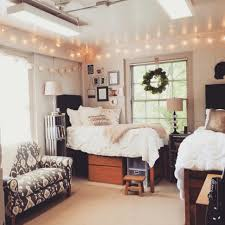 Bedroom:Master Dorm Room Design Idea With Butterfly Track Lighting And High  Black Leather Headboard