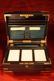 exceptional victorian three tier writing box by hurst with working bramah lock 1 of