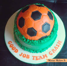 Soccer Ball Icing Decorations Soccer Ball Cake CakeCentral 14