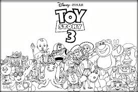 Small Picture Toy Story Coloring Pages Buzz Lightyear Alltoys for