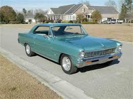 All Chevy chevy classic cars : 1966 Chevrolet Nova for Sale | ClassicCars.com | CC-1055607